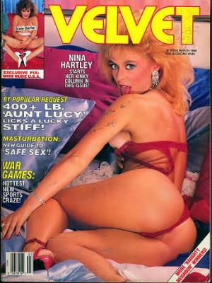 Velvet - March 1988