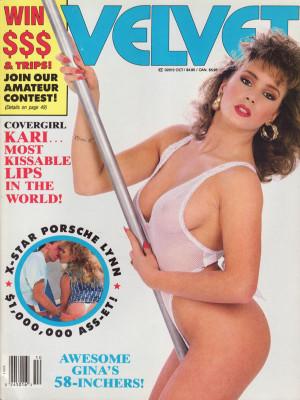 Velvet - October 1988