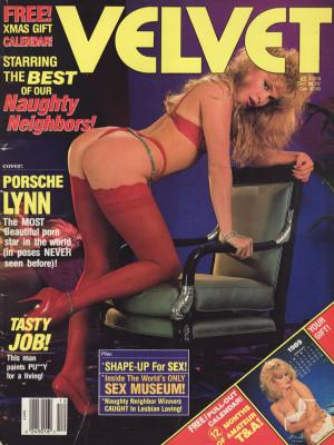 Velvet - December 1988