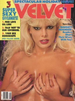 Velvet - January 1989