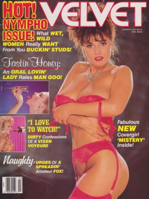 Velvet - July 1989