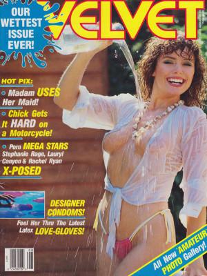 Velvet - August 1989