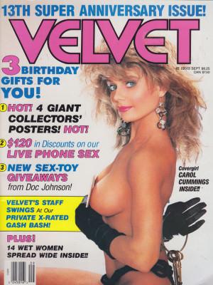 Velvet - September 1989