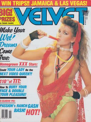 Velvet - November 1989