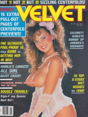 Velvet - January 1990