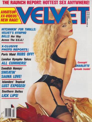 Velvet - March 1990