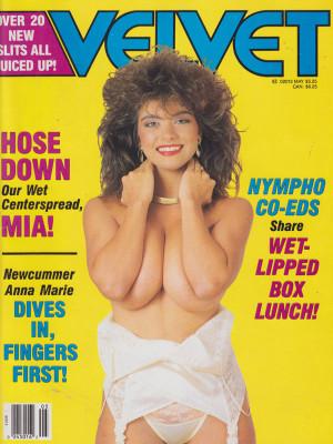 Velvet - May 1990