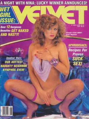 Velvet - June 1990