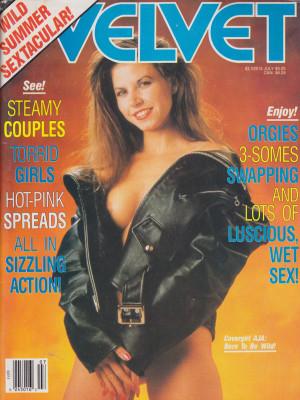 Velvet - July 1990