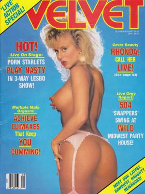 Velvet - August 1990
