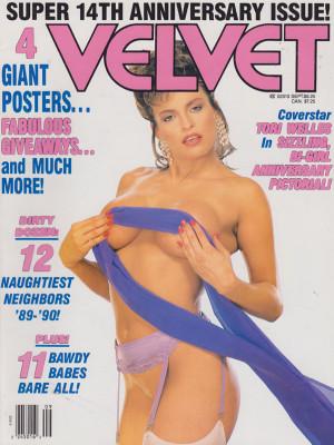 Velvet - September 1990