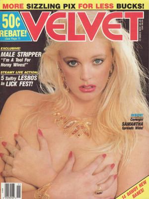 Velvet - November 1990