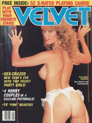 Velvet - January 1991