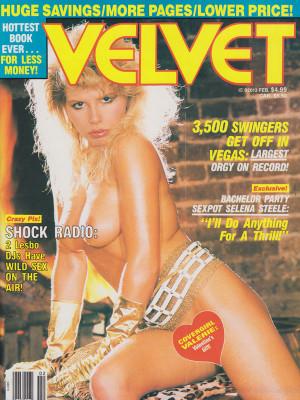 Velvet - February 1991
