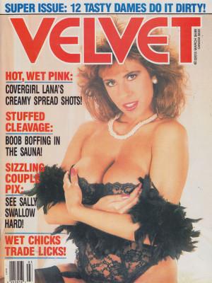 Velvet - March 1991