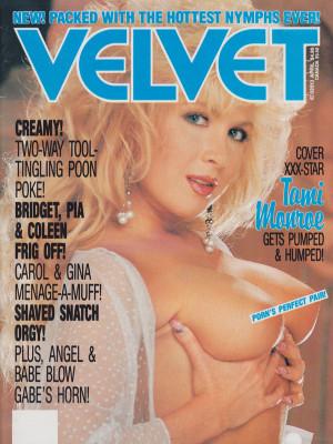 Velvet - April 1991