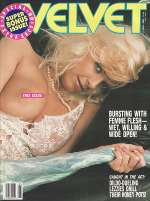 Velvet - May 1991