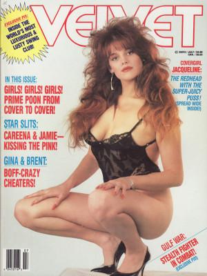 Velvet - July 1991