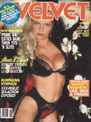 Velvet - August 1991
