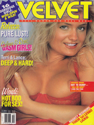 Velvet - October 1991