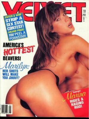 Velvet - January 1992