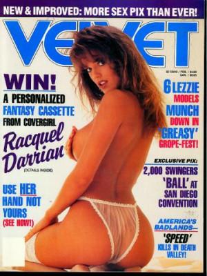 Velvet - February 1992