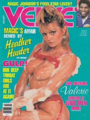 Velvet - March 1992