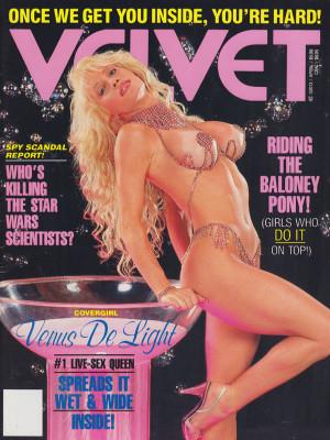 Velvet - April 1992
