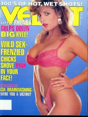 Velvet - May 1992