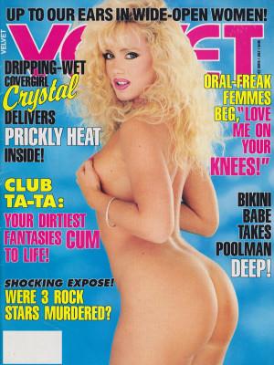 Velvet - July 1992