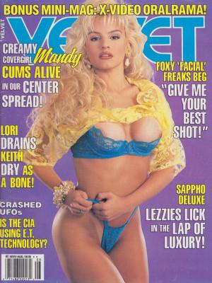 Velvet - August 1992
