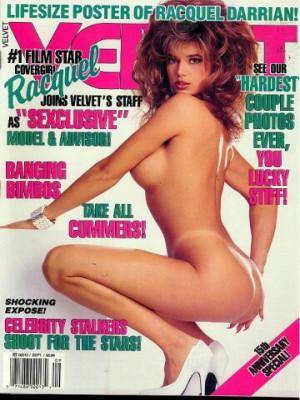 Velvet - September 1992