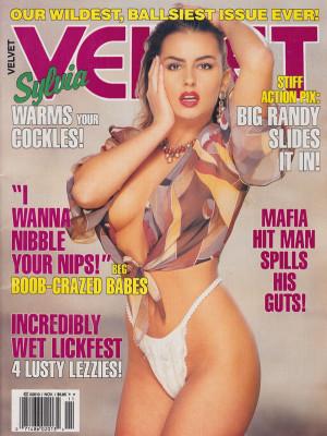 Velvet - November 1992
