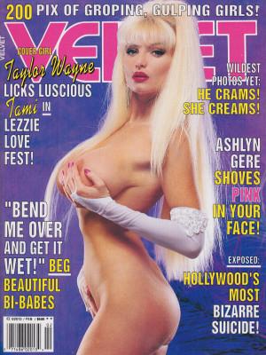 Velvet - February 1993