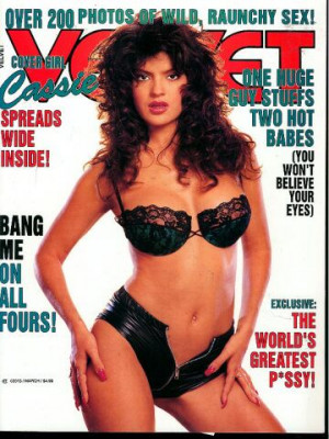 Velvet - March 1993