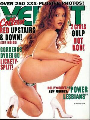 Velvet - April 1993