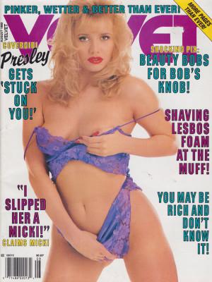 Velvet - August 1993