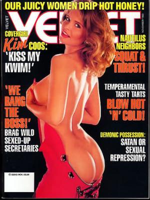 Velvet - November 1993