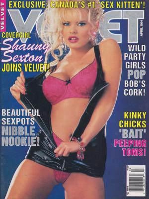 Velvet - April 1994