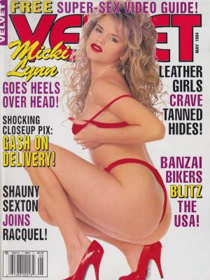 Velvet - May 1994