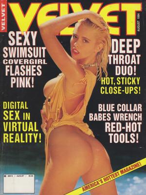 Velvet - August 1994