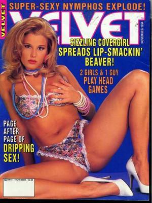Velvet - November 1994