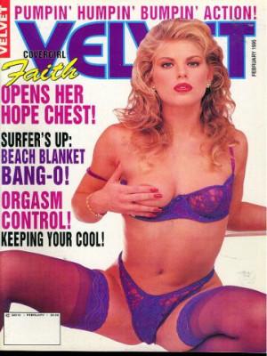 Velvet - February 1995