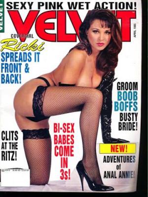 Velvet - April 1995