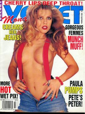 Velvet - February 1996