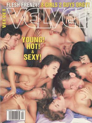 Velvet - April 1996