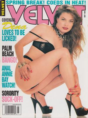 Velvet - May 1996