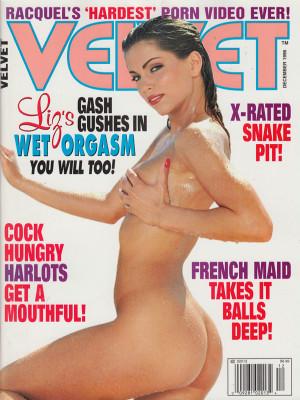 Velvet - December 1996