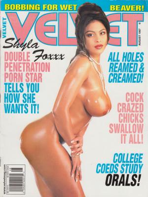 Velvet - August 1997