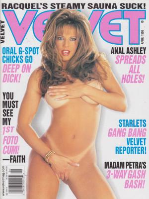 Velvet - April 1998